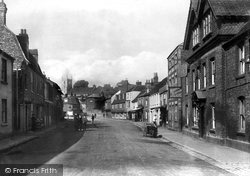 Marlborough, London Road 1908