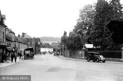 Marlborough, London Road c.1950