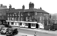 Marlborough, Polly Tea Rooms c1955