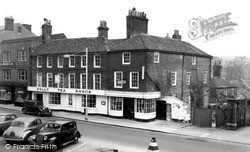Marlborough, Polly Tea Rooms c.1955