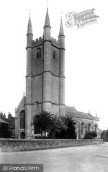 Marlborough, St Peter's Church 1901