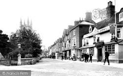Marlborough, St Peter's Church, High Street 1907