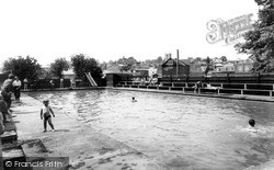 Marlborough, Swimming Baths c.1965