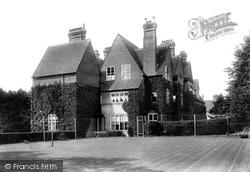 Marlborough, The College, Littlefield House 1907