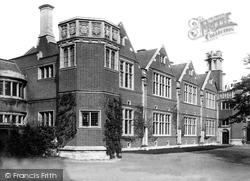 Marlborough, The College, North Block 1901