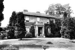 Marlborough, The College, Preshute House 1907