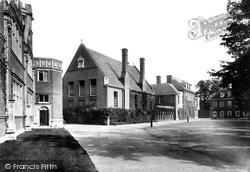 Marlborough, The College, The Bradleian Building 1901