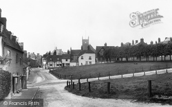 Marlborough, The Green 1902