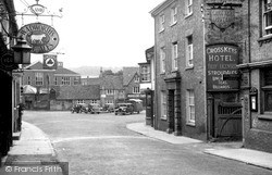 Marlborough, The Parade c.1950
