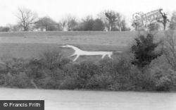 Marlborough, The White Horse c.1950