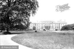 Marlborough, Tottenham House 1910