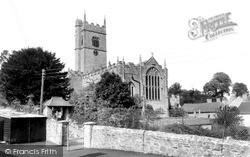 Marldon, Church Of St John The Baptist c.1965