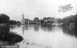 Marlow, 1901
