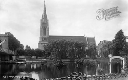 Marlow, All Saints Church 1901