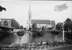 Marlow, All Saints Parish Church 1893