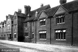 Marlow, Borlase Grammar School, West Street 1893