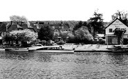 Marlow, Compleat Angler Hotel c.1960