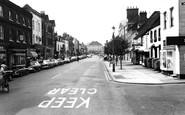 Marlow, High Street c.1965