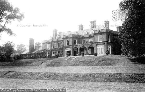 Marlow, Spinfield House 1893