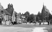Marlow, The Causeway c.1955