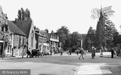 Marlow, The Causeway c.1955