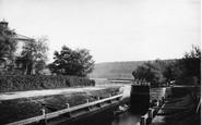 Marlow, The Lock 1890