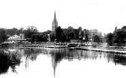 Marlow, The Weir 1901