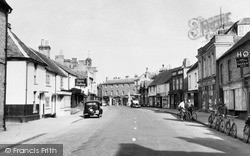 Marlow, West Street c.1955