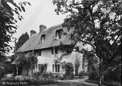 Marnhull, Bay Tree Cottage c.1955