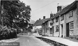 Marnhull, Burton Street c.1955
