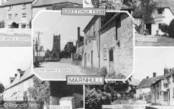 Marnhull, Composite c.1960