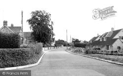 Marnhull, New Street c.1960