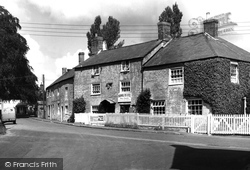 Marnhull, Post Office And Village c.1960