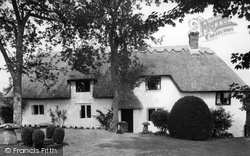 Marnhull, Tess Cottage c.1960