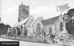 Marnhull, The Church c.1955