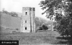 Marrick, Ellerton Abbey Ruins 1913