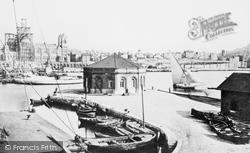 Grand Harbour c.1873, Marseilles