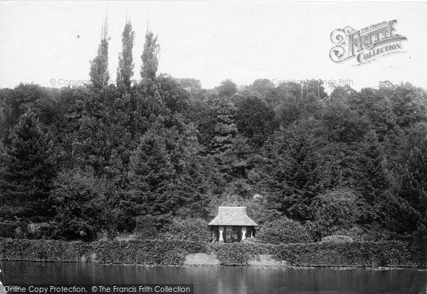 Photo of Marsh Lock, Park Place, Fishing Cottage 1890
