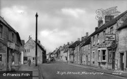 High Street c.1955, Marshfield