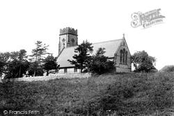 Marshwood, St Mary's Church 1904