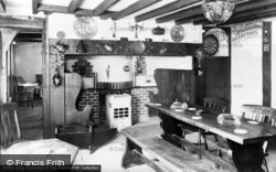 The Bar, Shave Cross Inn c.1960, Marshwood Vale