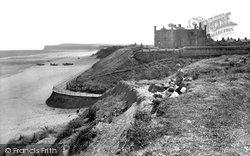 Marske-By-The-Sea, Cliff Top 1923