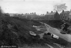 Marske-By-The-Sea, From The Sands And Ratepayer's Knob 1913