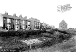 Marske-By-The-Sea, Fuland Terrace 1906