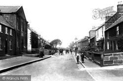 Marske-By-The-Sea, High Street 1906