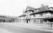 Marske-by-the-Sea, High Street and Ship Inn 1934