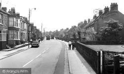 Marske-By-The-Sea, High Street c.1960