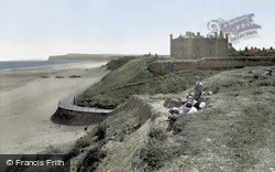 Marske-By-The-Sea, Sands 1923