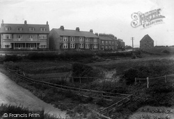 Marske-By-The-Sea, Shipley And Yetland Terraces 1913