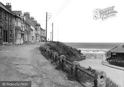 Marske-By-The-Sea, Slipway And Sands 1938